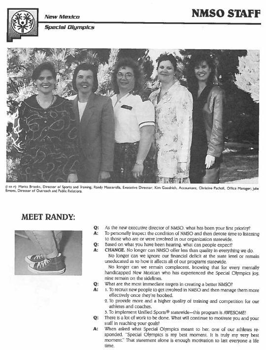1992 - Randy